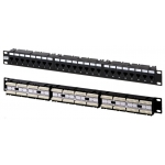 "19 "" Patch Panel  24 Port (Litech)"